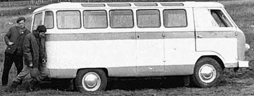 1957 RAF 10 a 9s 4x2
