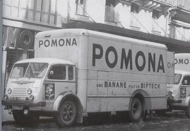 1957 Renault 4220 faignant de l' entreprise Pomona