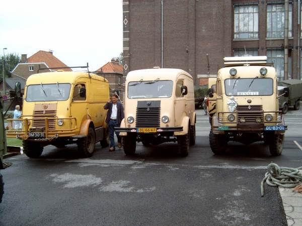 1958 Renault ambulance s-