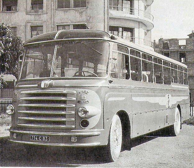 1958 RENAULT BELLE CLOT