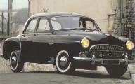 1958 Renault Frégate Transfluide