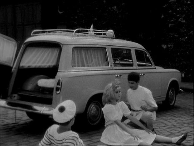 1959 Peugeot 403 Commerciale