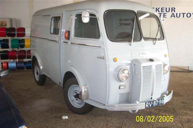 1959 Peugeot D4A RV-87-96