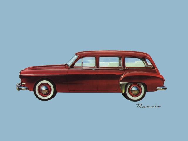 1959 Renault Frégate Manoir a