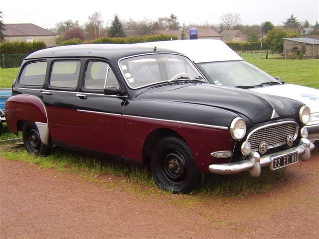 1959 Renault Frégate Manoir b