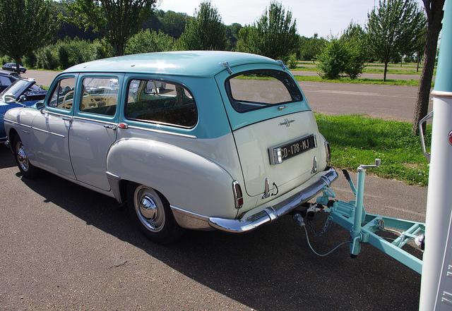 1959 Renault Frégate Manoir