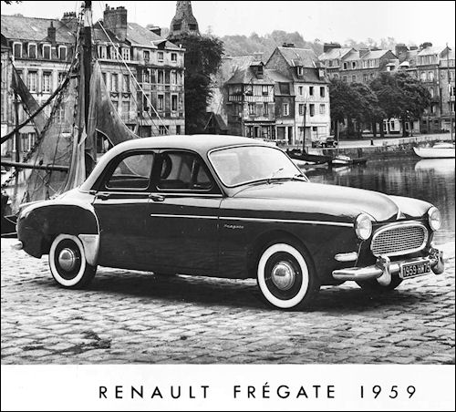 1959 renault fregate