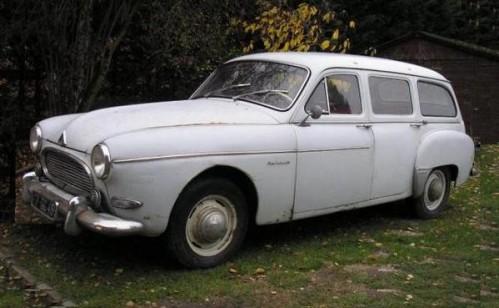 1959 Renault Manoir 1959