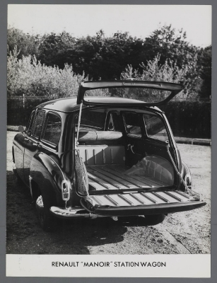 1959 Renault Manoir Stationwagon - 1959