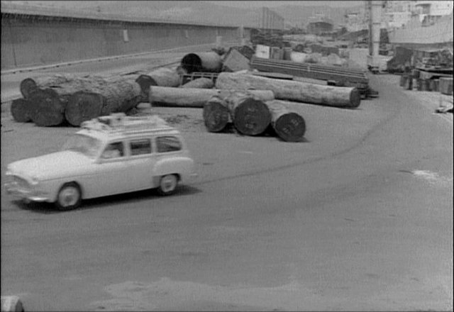 1959 Renault Manoir Transfluide