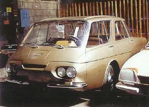 1959 RENAULT Prototype 900