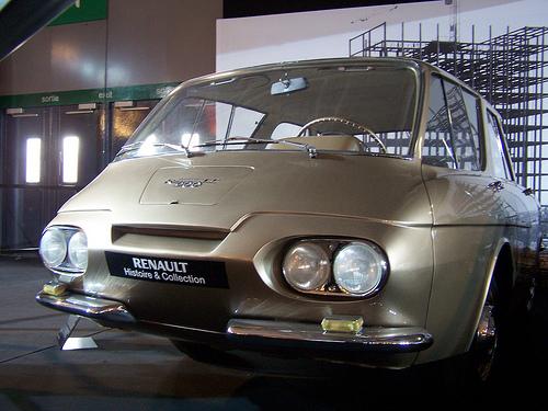 1959 RENAULT Prototype Taxi 900 - 1959 Paris
