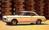 1960 Peugeot 404 Coupe - premiera
