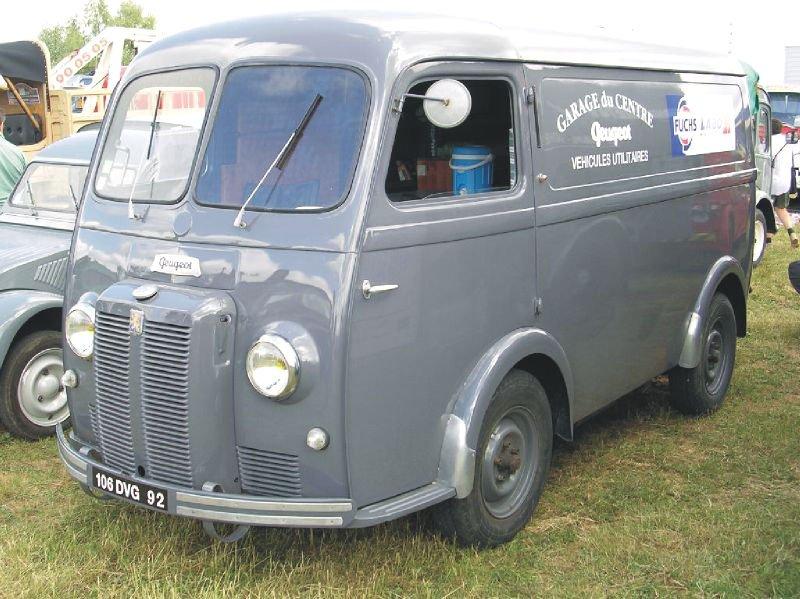 1960 PEUGEOT D4B