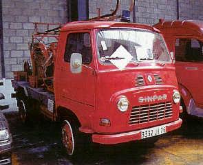 1960 Renault Estafette Sinpar