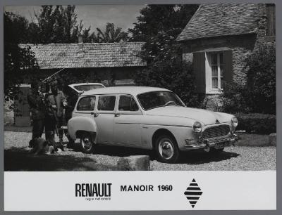 1960 Renault Manoir Stationwagon