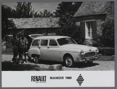 1960 Renault Manoir Stationwagon