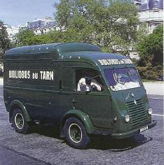 1960 Renault Voltigeur (1000kg)