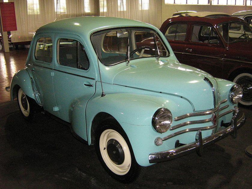 1960 Renault4CV