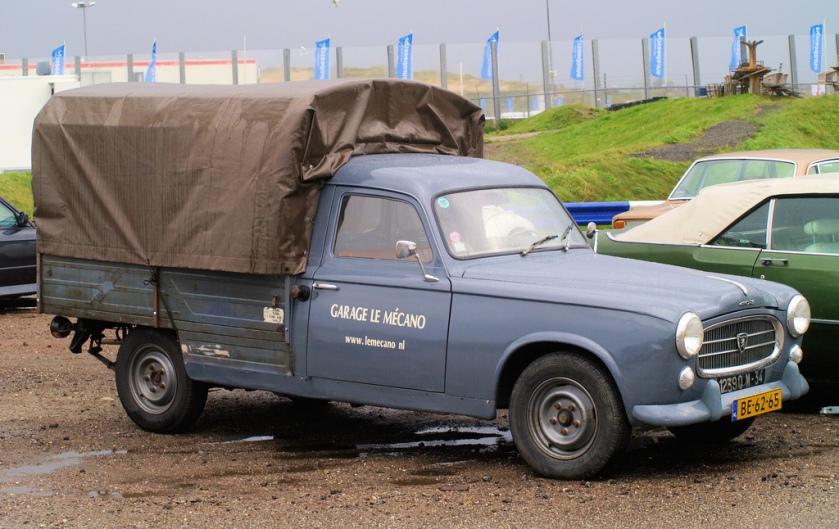 1961 Peugeot 403 BE-62-65