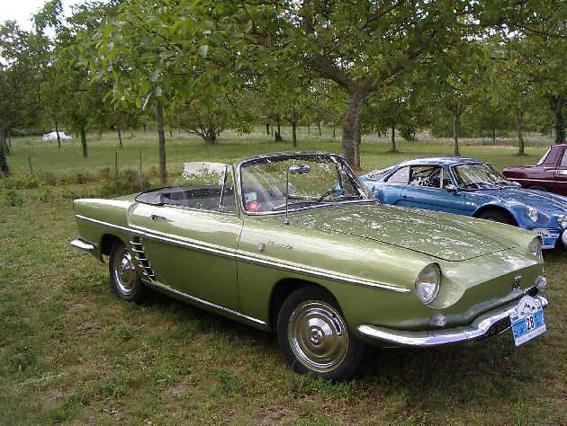 1961 Renault-Floride 2