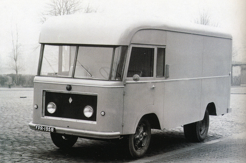 1961 Renault