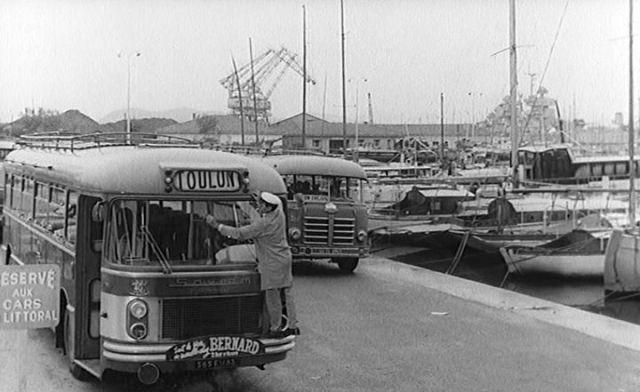1961 Saviem-Chausson SC-1 Ligne