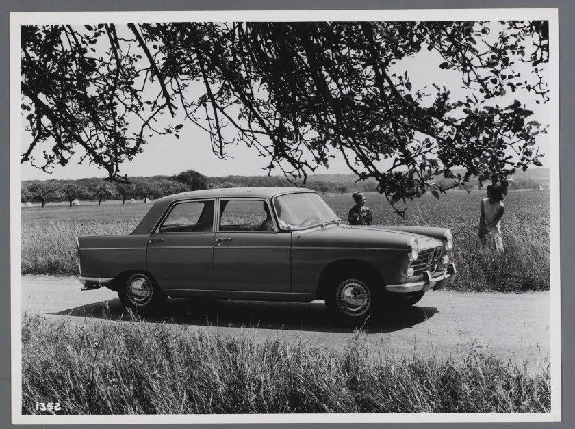 1962 Peugeot 404 (2)