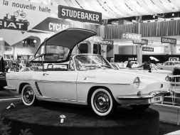 1962 - Worldwide Premieres. RENAULT FLORIDE & CARAVELLE