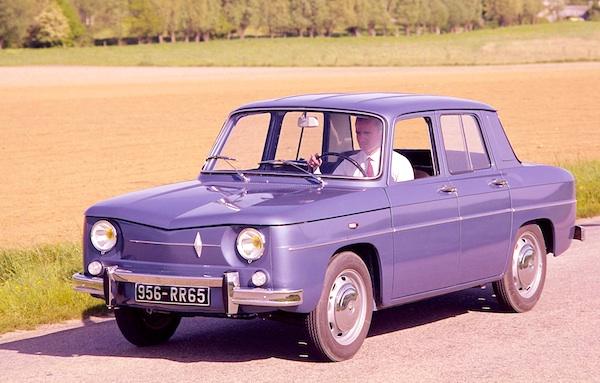1963 Renault-8-France-1963