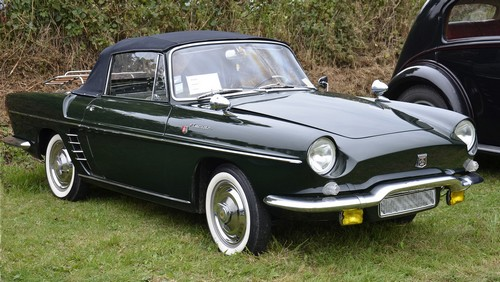 1963 Renault Caravelle floride1