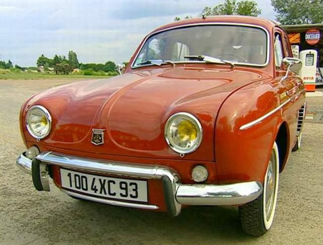1963 Renault Dauphine Gordini [R1091]