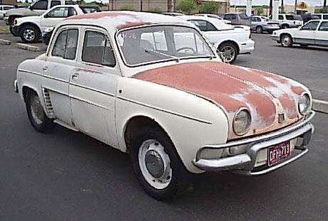 1963 Renault Dolphine
