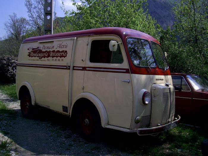 1964 Peugeot D4B 1964