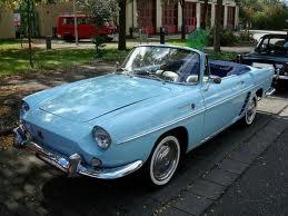 1964 Renault Caravelle 1100 Cabriolet
