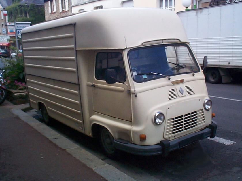1964 Renault Estafette
