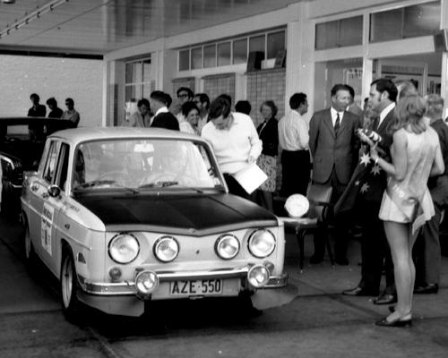 1964 Renault R8 Gordini