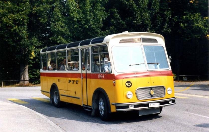 1964 Saurer P R&J 23219 6