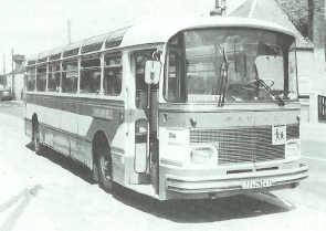 1964 saviem s53