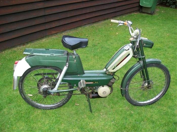 1965 Peugeot Bromfiets