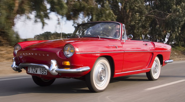 1965 Renault Caravelle and Floride Enthusiast