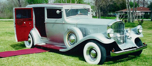 1966 PierceArrow