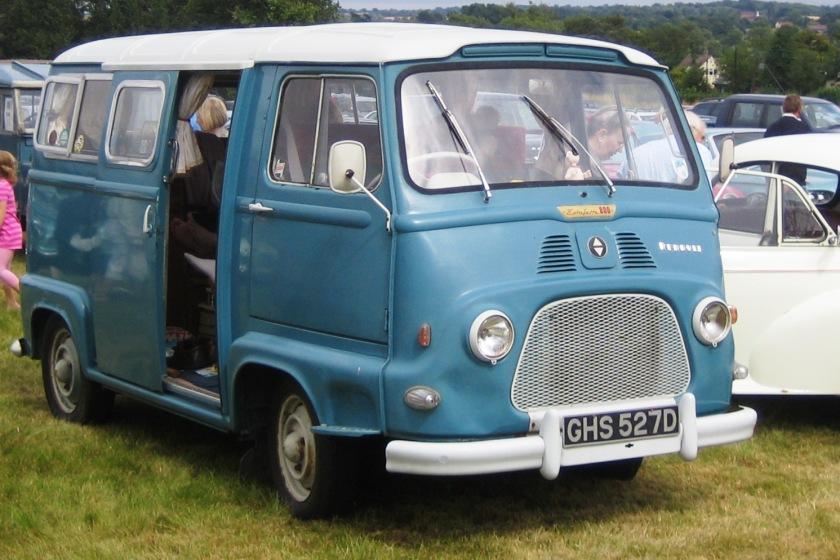 1966 Renault Estafette rhd 1966