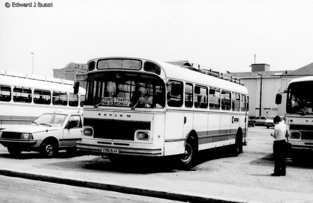 1966 Saviem S45GT
