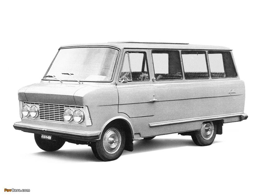 1967 RAF 982 I