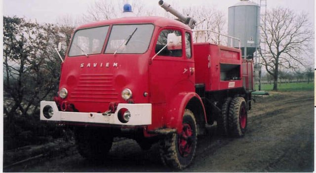 1967 SAVIEM Tancarville
