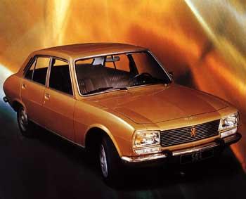 1968-75 peugeot 504