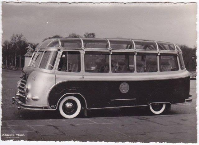 1968 Renault bus