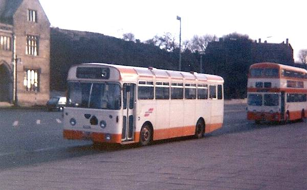 1969 AEC Swifts with uncommon Pennine bodywork
