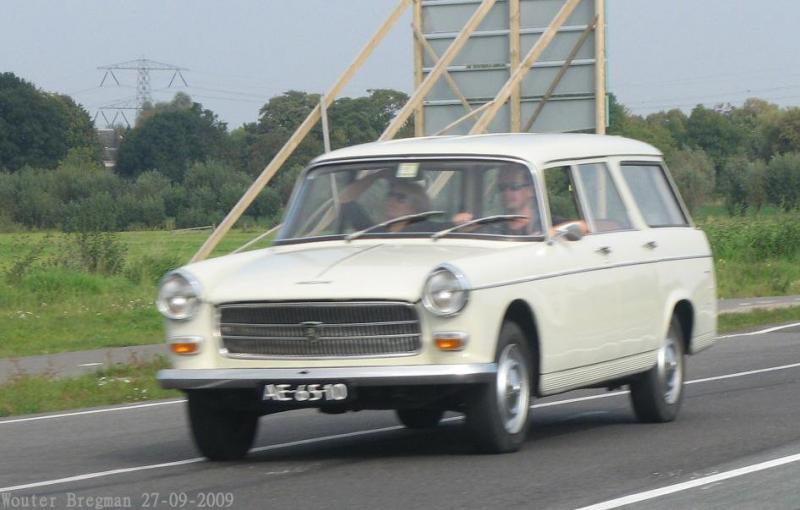 1969 Peugeot 404 Break